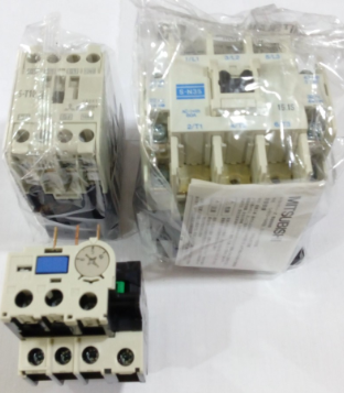 Contactor & Over Load